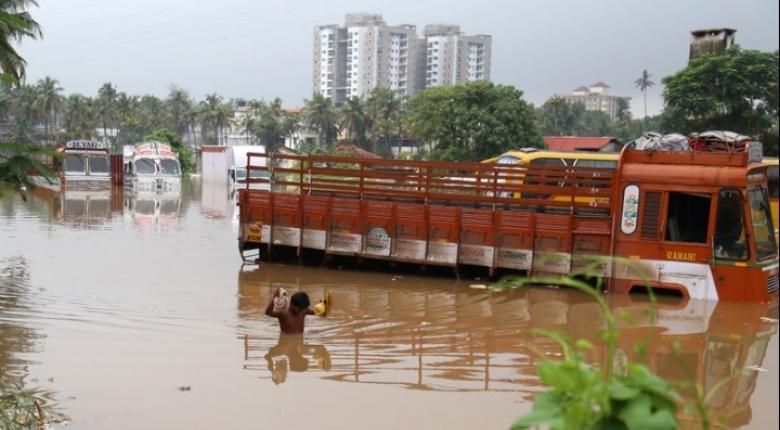 Ινδία: Στους 324 οι νεκροί από τις πλημμύρες στην Κεράλα - Κεντρική Εικόνα