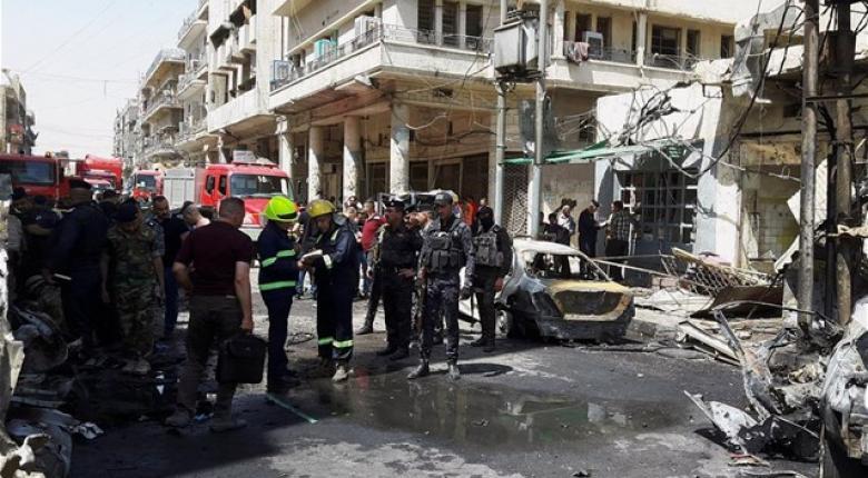 Ιράκ: Πύραυλος Katyusha εκτοξεύθηκε κατά της Πράσινης Ζώνης - Κεντρική Εικόνα