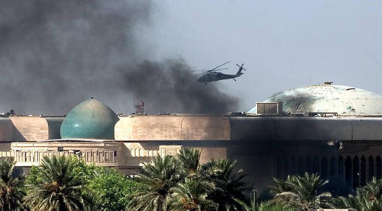 Ιράκ: Επίθεση με ρουκέτες κοντά στην αμερικανική πρεσβεία στη Βαγδάτη - Κεντρική Εικόνα