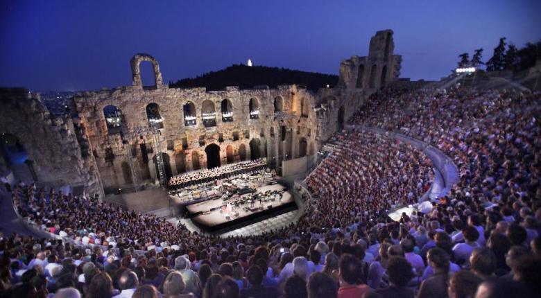 Φεστιβάλ Αθηνών: 87 παραστάσεις σε Ηρώδειο και Πειραιώς 260 - Κεντρική Εικόνα