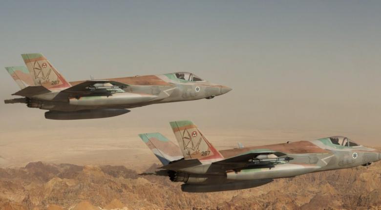 Το Ισραήλ πρώτο χρησιμοποίησε σε μάχη τα νέα F-35 (video) - Κεντρική Εικόνα