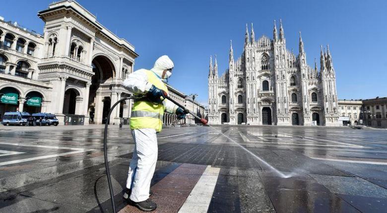 Ο οίκος Fitch υποβάθμισε το αξιόχρεο της Ιταλίας λόγω των επιπτώσεων του κορωνοϊού - Κεντρική Εικόνα
