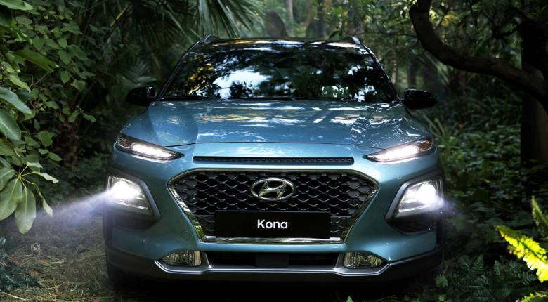 Το νέο Hyundai Kona (photo) - Κεντρική Εικόνα