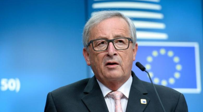Γιούνκερ: Πρέπει να καταβληθεί κάθε προσπάθεια να αποφευχθεί ένα Brexit χωρίς συμφωνία - Κεντρική Εικόνα