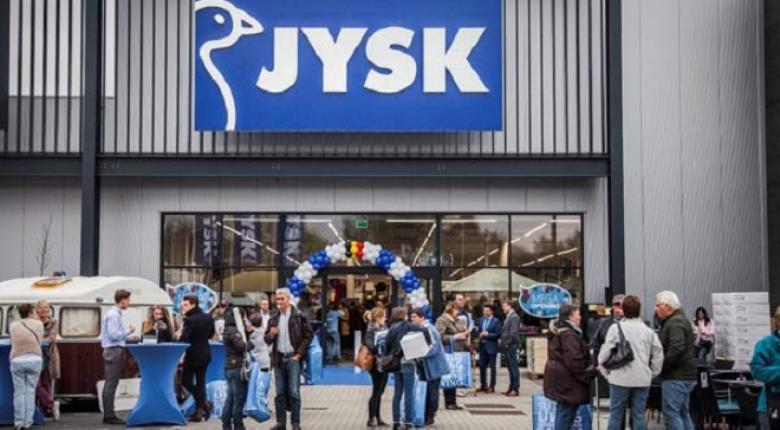 Την παρουσία της στην Ελλάδα ενισχύει η JYSK - Κεντρική Εικόνα