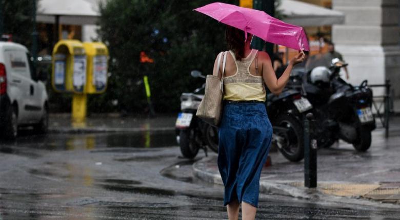 Καιρός: Με βροχές και καταιγίδες «μπαίνει» ο Ιούνιος - Βελτίωση από την Πέμπτη - Κεντρική Εικόνα