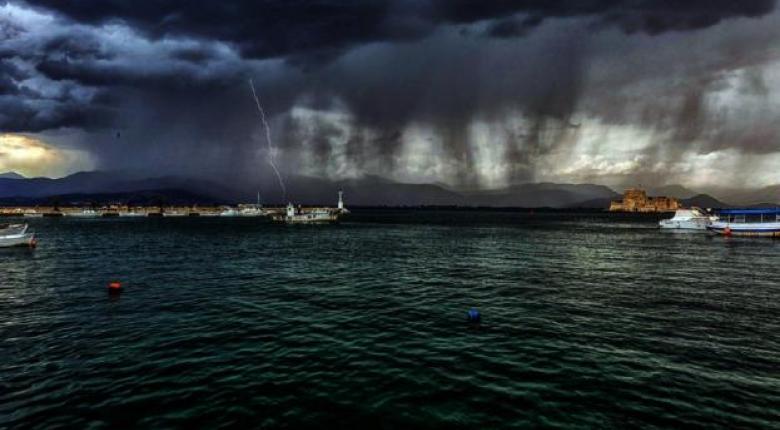 Καιρός: Επιδείνωση από το βράδυ με ισχυρές καταιγίδες και πτώση της θερμοκρασίας έως 10 βαθμούς (Xάρτες) - Κεντρική Εικόνα