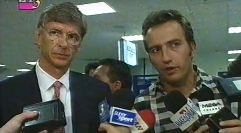 Όταν ο νέος γραμματέας της Κ.Ο. της ΝΔ έκανε τον.... μεταφραστή του προπονητή της Άρσεναλ! (video) - Κεντρική Εικόνα