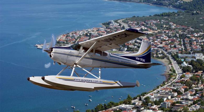 Ιαπωνική... πρεμιέρα για τα υδροπλάνα στην Ελλάδα-Πού θα γίνει η πτήση - Κεντρική Εικόνα