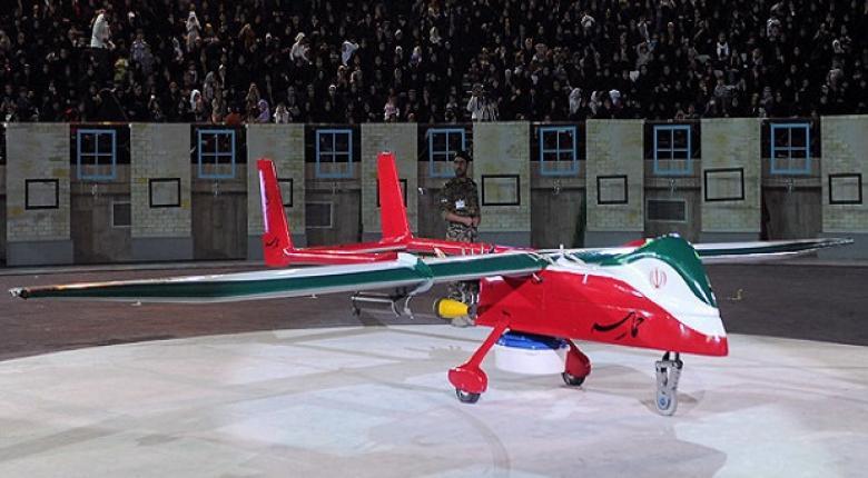 Η Τεχεράνη παρουσίασε ένα νέο drone, ικανό να πλήττει στόχους και εκτός των συνόρων της χώρας - Κεντρική Εικόνα