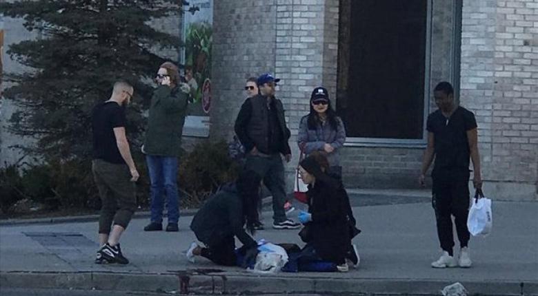Καναδάς: Όχημα παρέσυρε πεζούς στο Τορόντο - Τουλάχιστον 9 νεκροί  - Κεντρική Εικόνα