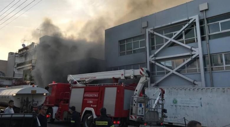 Ποια είναι η εταιρεία ηλεκτρικών ειδών που καταστράφηκε στο Περιστέρι - Τι δηλώνει ο iδιοκτήτης (video) - Κεντρική Εικόνα