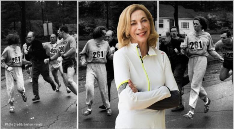 Η φωτογραφία που επέτρεψε στις γυναίκες να τρέχουν στο μαραθώνιο (photo) - Κεντρική Εικόνα