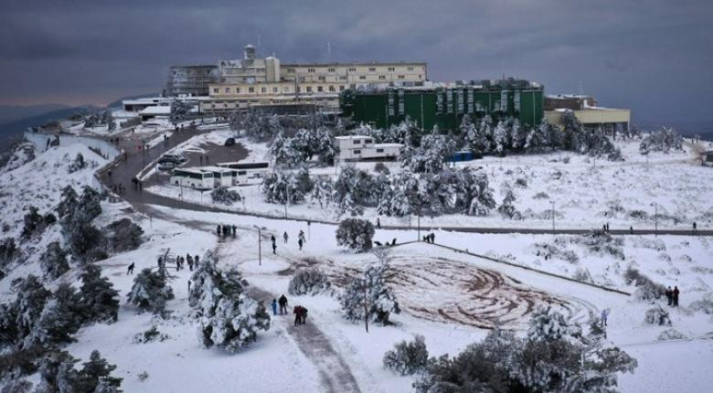 Καζίνο Πάρνηθας: Απόφαση-βόμβα της Περιφέρειας Αττικής - Ομόφωνο «όχι» στην κάθοδό του στο Μαρούσι - Κεντρική Εικόνα