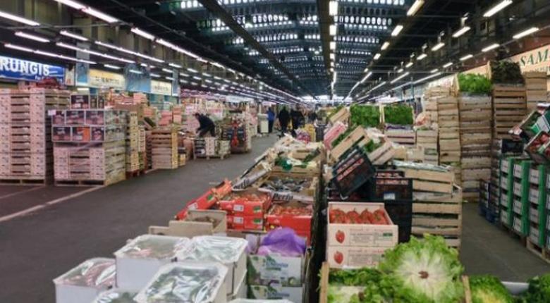 Έργα εκσυγχρονισμού της Κεντρικής Αγοράς Θεσσαλονίκης - Κεντρική Εικόνα