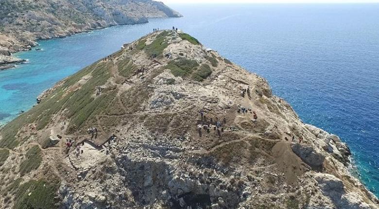 Κέρος: Το αρχαιότερο Ιερό σε θαλάσσιο χώρο στον κόσμο - Κεντρική Εικόνα