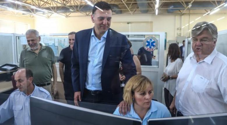 Κικίλιας: Δεν θα πληρώνουν πλέον οι Έλληνες φορολογούμενοι τις υπηρεσίες που το ΕΣΥ παρέχει σε αλλοδαπούς ασφαλισμένους - Κεντρική Εικόνα