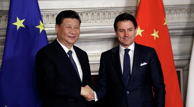 Ιταλία-Κίνα: Διμερή συνεργασία από την διεθνή εμπορική και οικονομική πρωτοβουλία BRI - Κεντρική Εικόνα