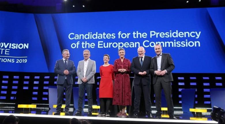 Κομισιόν: Έξι υποψήφιοι διαγκωνίζονται για τη θέση του Γιούνκερ - Κεντρική Εικόνα