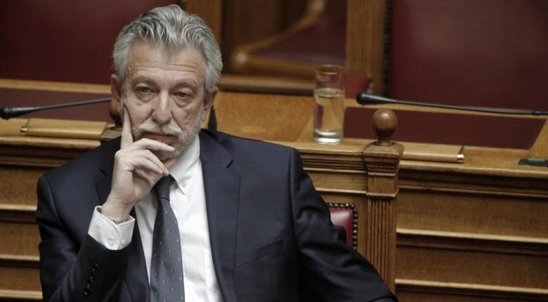 «Μετωπική» Κοντονή-ΣΥΡΙΖΑ: Για «μνημείο συκοφαντίας και σταλινισμού» κάνει λόγο ο πρώην υπουργός - Κεντρική Εικόνα