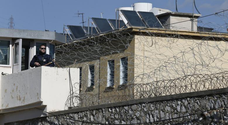 Φάρσα το τηλεφώνημα για βόμβα στις φυλακές Κορυδαλλού - Κεντρική Εικόνα
