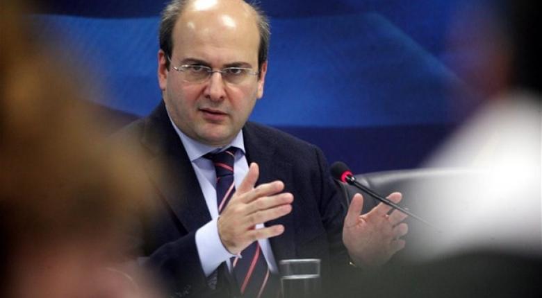 Χατζηδάκης: «Με την ακινησία δεν μπορεί να πάρει μπροστά η μηχανή της οικονομίας» - Κεντρική Εικόνα