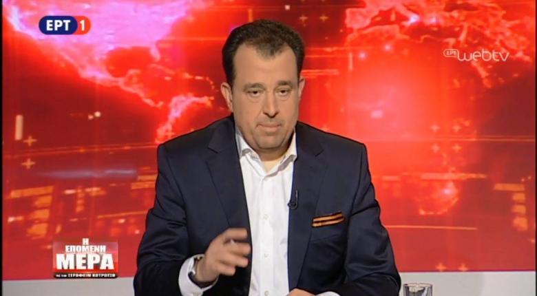 Σεραφείμ Κοτρώτσος: Αντί για επιτελική θέση έλαβε... απόλυση από τον News24/7 88.6 - Κεντρική Εικόνα