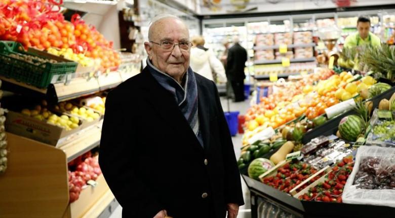 Πέθανε ο Ανδρέας Κρητικός, ιδρυτής των σούπερ μάρκετ «Κρητικός» - Κεντρική Εικόνα