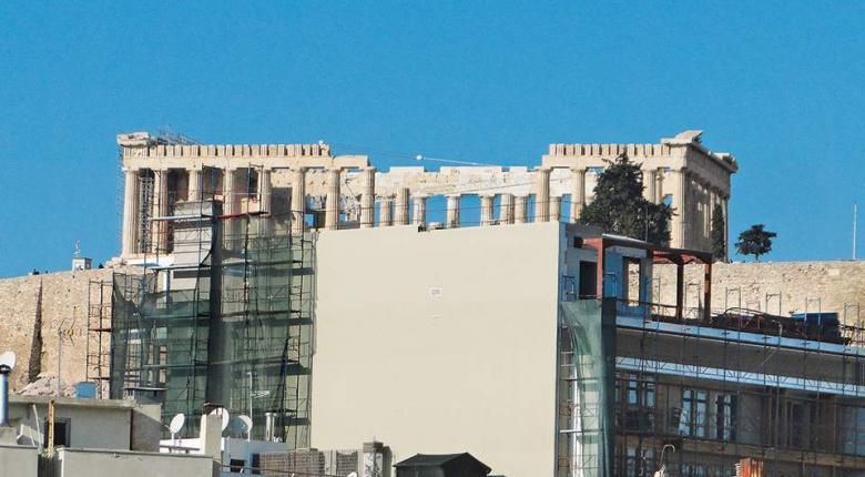 Το ΚΑΣ ανακάλεσε την απόφαση για την ανέγερση του 9ώροφου ξενοδοχείου στην Ακρόπολη - Κεντρική Εικόνα