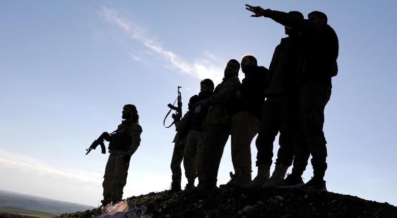 Αποχώρησαν οι Κούρδοι από τη ζώνη ασφαλείας στη Συρία - Κεντρική Εικόνα