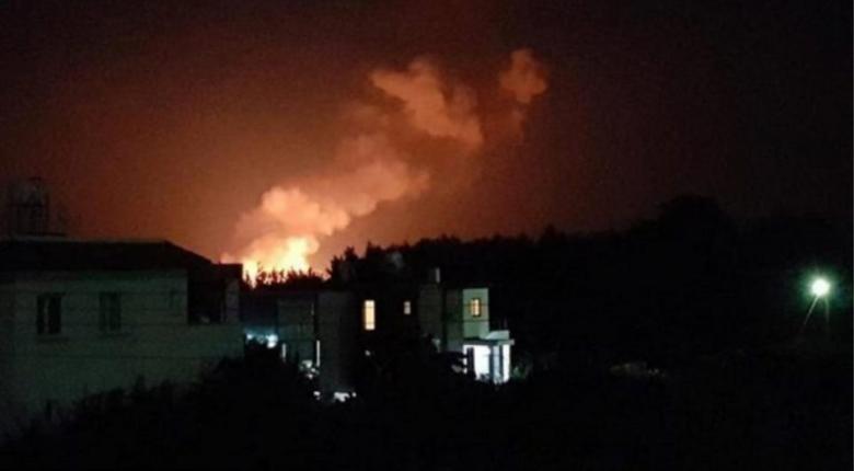 Κύπρος: Εκρήξεις και τραυματίες σε αποθήκη πυρομαχικών στα κατεχόμενα (video) - Κεντρική Εικόνα
