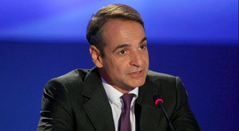 Mητσοτάκης: Δεν πρόκειται να ψηφίσω τη Συμφωνία των Πρεσπών - Κεντρική Εικόνα