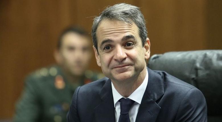 Τη δέσμευσή του για μείωση ΕΝΦΙΑ κατά 30% επανέλαβε ο Μητσοτάκης - Κεντρική Εικόνα