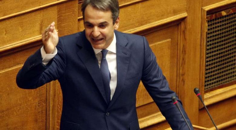 Μητσοτάκης: Η κυβέρνηση ΣΥΡΙΖΑ-ΑΝΕΛ βλάπτει σοβαρά τα ενεργειακά συμφέροντα της χώρας - Κεντρική Εικόνα