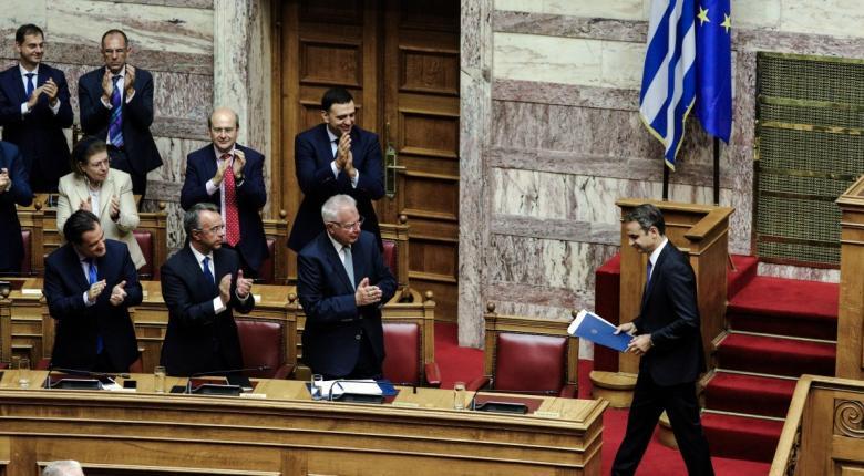 Τι προβλέπει το πρώτο νομοσχέδιο της κυβέρνησης για το Επιτελικό Κράτος - Κεντρική Εικόνα