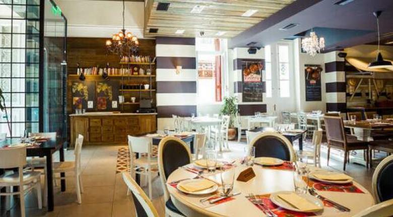 Διέρρηξαν το εστιατόριο του Εκτορα Μποτρίνι στην Κηφισιά (photos) - Κεντρική Εικόνα