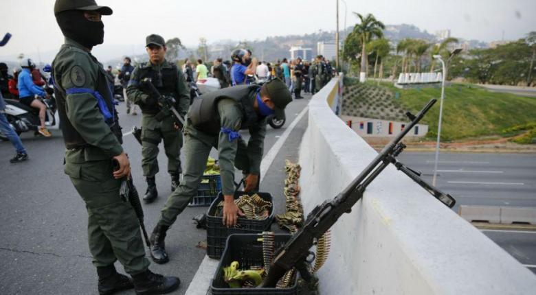 Απόπειρα πραξικοπήματος στη Βενεζουέλα από τον Γκουαϊδό - «Θα νικήσουμε», λέει ο Μαδούρο - Κεντρική Εικόνα
