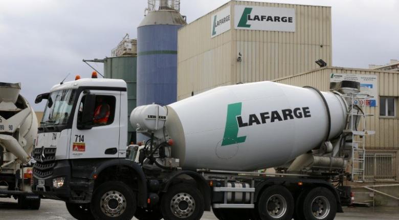 Έρευνες στα γραφεία της Lafarge σε Βρυξέλλες και Παρίσι - Κεντρική Εικόνα