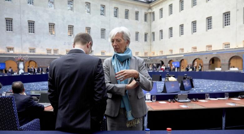 Λαγκάρντ: Σταθερή στήριξη της ΕΚΤ στις χώρες της Ευρωζώνης - Κεντρική Εικόνα