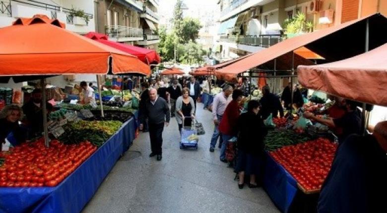 Λαϊκές αγορές: Στο τέλος Σεπτεμβρίου θα ανακοινωθεί το σχέδιο νόμου - Κεντρική Εικόνα