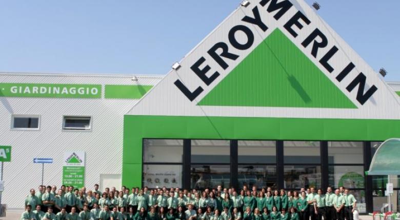 Σε έξι μήνες θα ολοκληρωθεί το νέο γιγάντιο Leroy Merlin στον Κηφισό - Κεντρική Εικόνα