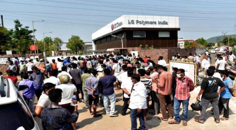 Ινδία: «Υπό έλεγχο» η διαρροή αερίου σε χημικό εργοστάσιο - Εννέα νεκροί και εκατοντάδες εισαγωγές στο νοσοκομείο (Photos) - Κεντρική Εικόνα