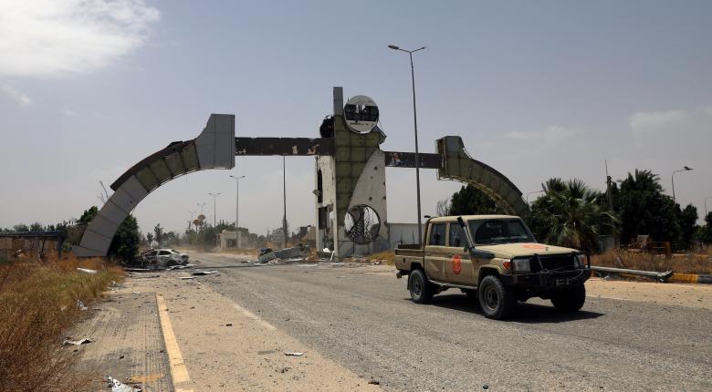 Λιβύη- Αλ Ουατίγια: Βαρύ στρατιωτικό πλήγμα για Τουρκία - Ερωτηματικό πώς θα αντιδράσει ο Ερντογάν (Photos/Videos) - Κεντρική Εικόνα