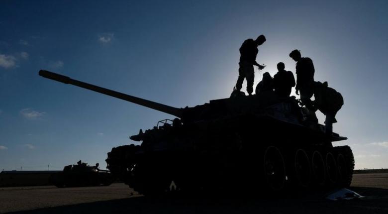 Παρίσι, Ρώμη και Βερολίνο καλούν σε λήξη των εχθροπραξιών στη Λιβύη - Κεντρική Εικόνα