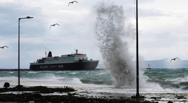 Κανονικά εκτελούνται τα δρομολόγια από το λιμάνι του Πειραιά - Κεντρική Εικόνα