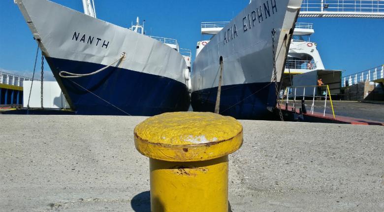 Ισχυροί άνεμοι κρατούν καθηλωμένα τα πλοία - Ποια λιμάνια έχουν απαγορευτικό - Κεντρική Εικόνα