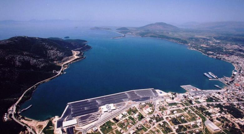 ΟΛΗ: Τα έργα επέκτασης του λιμανιού της Ηγουμενίτσας - Κεντρική Εικόνα