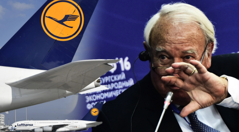 Lufthansa: Ο δισεκατομμυριούχος μεγαλομέτοχος υπέρ της πρότασης διάσωσης των 9 δισ. ευρώ - Κεντρική Εικόνα