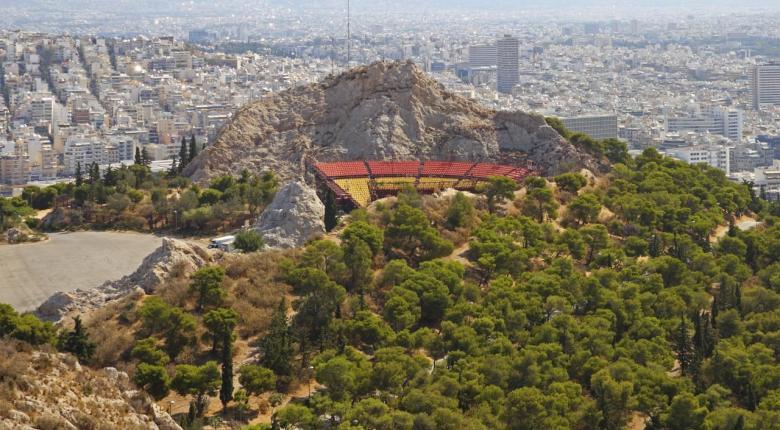 ΕΤΑΔ: Προκήρυξη διαγωνισμού για το Θέατρο Λυκαβηττού - Κεντρική Εικόνα