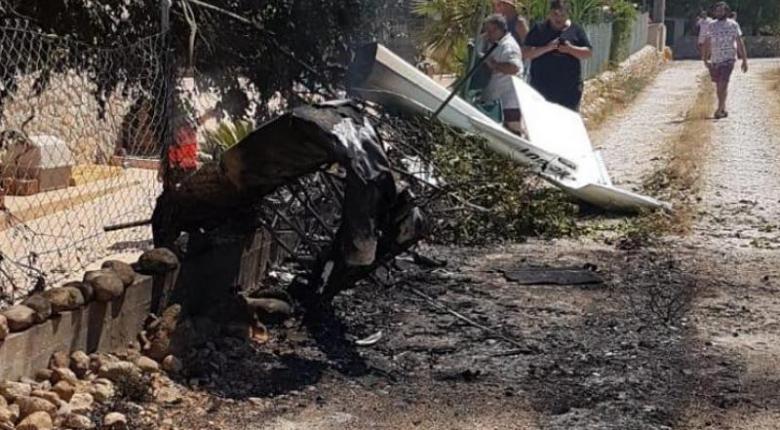 Σύγκρουση αεροπλάνου με ελικόπτερο στην Μαγιόρκα - Τουλάχιστον πέντε νεκροί - Κεντρική Εικόνα